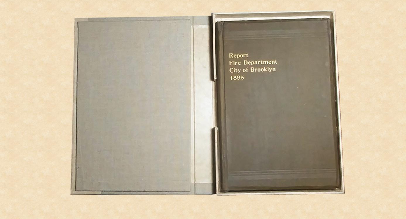 Book Repair with Storage Box